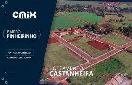 Loteamento Castanheira - Lotes a partir de R$ 92.000,00